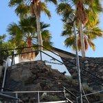 Villas IFA Altamarena in Jandia - Zugang/Aufgang zur Anlage