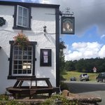 The George IV: its rural setting