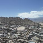 View over Leh