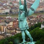 Archange St-Michel de la tour nord-est