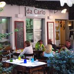 da Carlo is a nice place to eat in Orvieto.