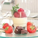 One of our delicious Dessert