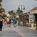promenade carihuela