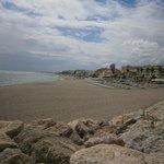 beach la carihuela