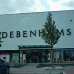 Debenhams, Coliseum Retail Park, Ellesmere Port