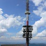 wieża radiotelewizyjna