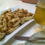 Melenzane fritte al miele