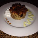 Apple Strudel Bread Pudding!