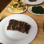 Churrasco de lomo (marinated fillet steak)