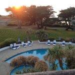 Hotel Pool  - Ocean View