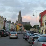 The village of Clifden