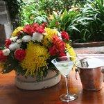 Margarita at San Angel Inn