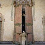 Doors to Grand Salon