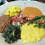 Foto de Mahider Ethiopian Restaurant & Market