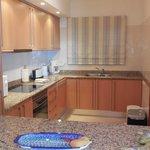 Kitchen apt 415