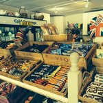 Lots of UK treats