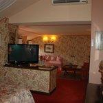 partial view of suite