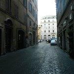 Via in Arcione