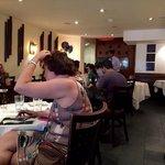 Yuva dining room