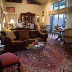 Inside the main living room