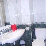 Beautiful shower room/toilet
