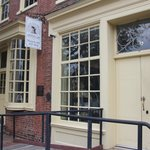 Stabler-Leadbeater Apothecary Museum - Entrance