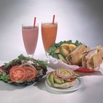 Fresh Sandwiches and Great Smoothies