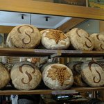 seasonal loaves feature different motifs