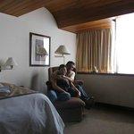Habitación del Hotel espectacular