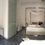 Room 9, Deluxe. I felt like I was in an art gallery. Loved it!