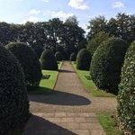 Really pretty gardens