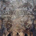 Bóveda de arista de la Capilla Real