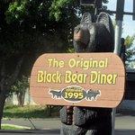 First Black Bear Diner - Mt. Shasta, Ca