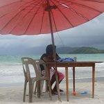 Photo of Rafii's Beach Cafe