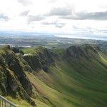 Looking North from Te Mata Peak