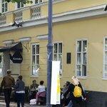 Cafe Art - street view