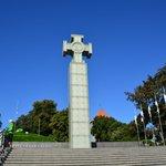 十字架の記念碑