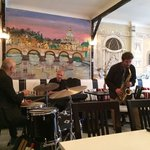 Jazz concert on Father's Day