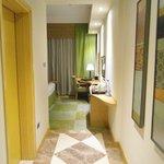 Corridor room