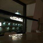 nice wiev to St. Sava tample