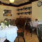 Rustic Tea Room