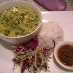 Lemongrass and Basil Fish Curry