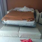 Thompson platinum bed!