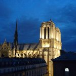 Notre Dame from our high window