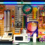 Concessions and Toys