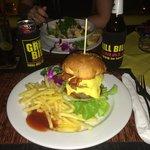 Bacon Burger Big