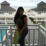 El balcón del dpto 12 en Torrecillas!