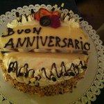 torta per aniversario