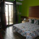 chambre lit au moins 160