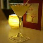 Lychee Blossom Martini